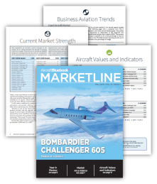 Subscribe To Aircraft Bluebook Marketline